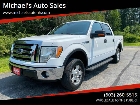 2011 Ford F-150 for sale at Michael's Auto Sales in Derry NH