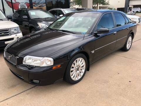 2006 Volvo S80 for sale at Car Ex Auto Sales in Houston TX