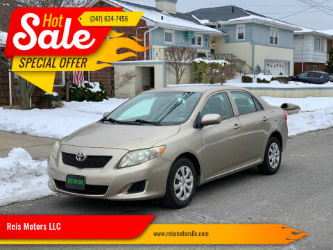 2009 Toyota Corolla for sale at Reis Motors LLC in Lawrence NY