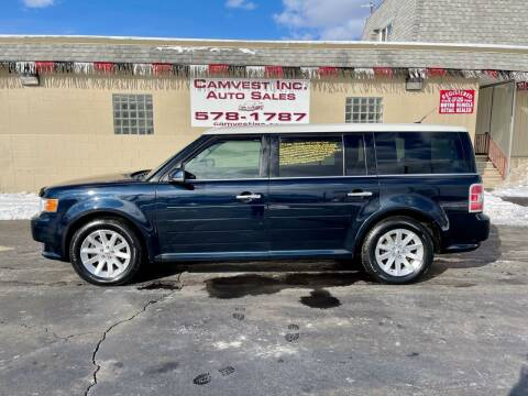 2010 Ford Flex for sale at Camvest Inc. Auto Sales in Depew NY