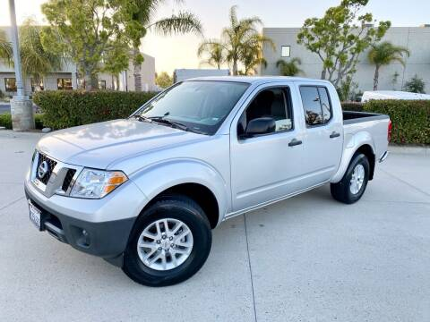 2019 Nissan Frontier for sale at Destination Motors in Temecula CA