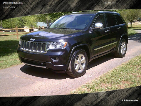 2011 Jeep Grand Cherokee for sale at C & S Automotive in Nebo NC