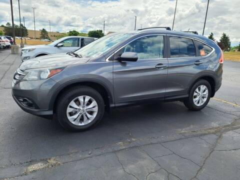 2014 Honda CR-V for sale at North Oakland Motors in Waterford MI