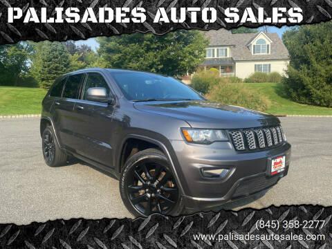 2019 Jeep Grand Cherokee for sale at PALISADES AUTO SALES in Nyack NY