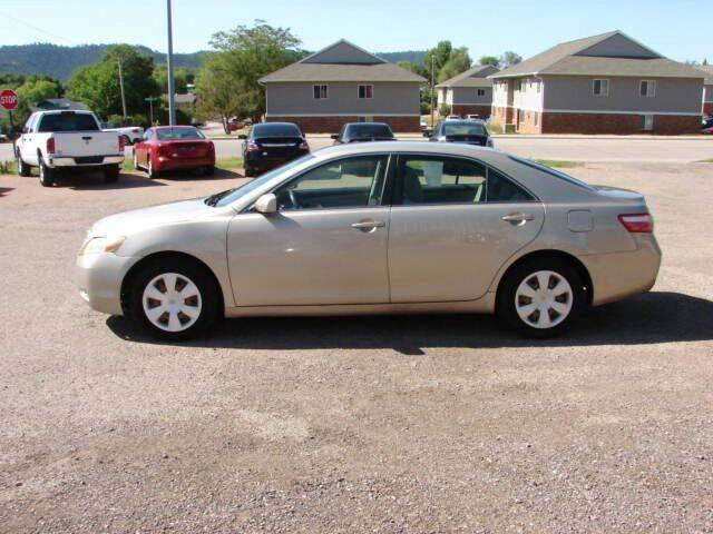 2007 Toyota Camry for sale at Bennett's Motorsports in Hot Springs SD