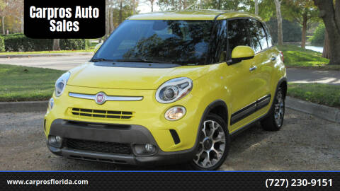 2014 FIAT 500L for sale at Carpros Auto Sales in Largo FL