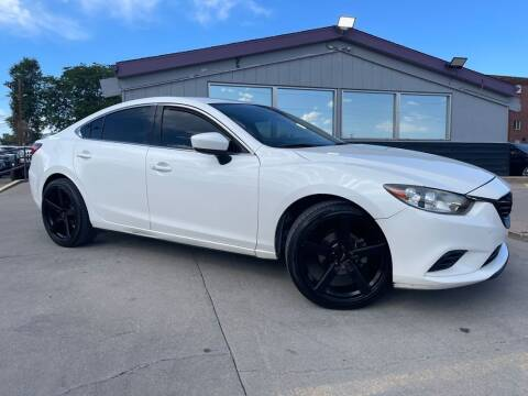 2017 Mazda MAZDA6 for sale at Colorado Motorcars in Denver CO