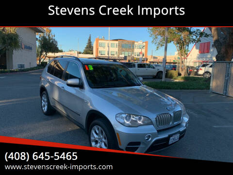 2013 BMW X5 for sale at Stevens Creek Imports in San Jose CA