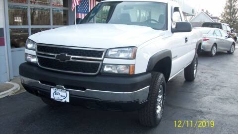 2006 Chevrolet Silverado 2500HD for sale at Bill's & Son Auto/Truck Inc in Ravenna OH