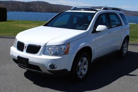 2007 Pontiac Torrent for sale at New Milford Motors in New Milford CT