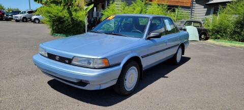 1991 Toyota Camry for sale at Persian Motors in Cornelius OR