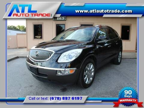 2012 Buick Enclave for sale at ATL Auto Trade, Inc. in Stone Mountain GA