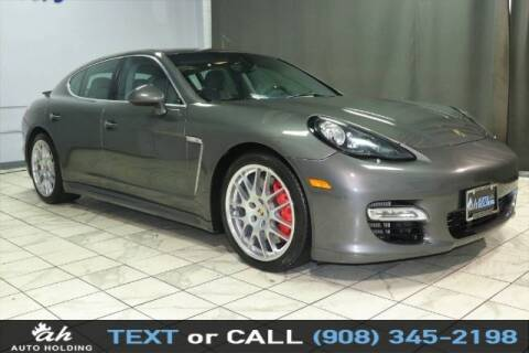 2012 Porsche Panamera for sale at AUTO HOLDING in Hillside NJ