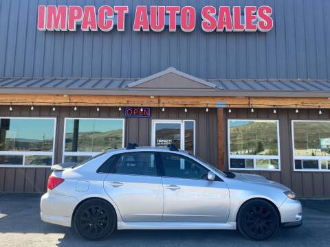 2008 Subaru Impreza for sale at Impact Auto Sales in Wenatchee WA