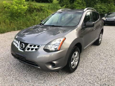 2015 Nissan Rogue Select for sale at R.A. Auto Sales in East Liverpool OH