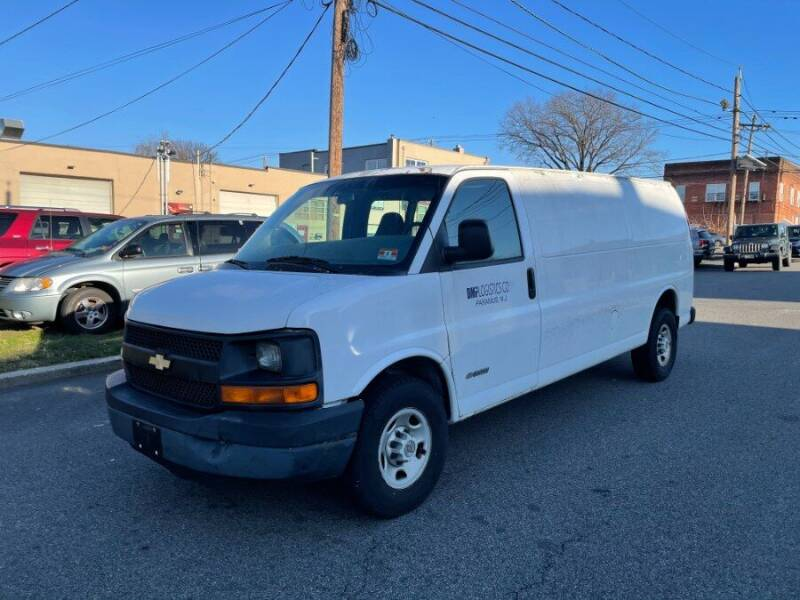 2003 Chevrolet Express Cargo for sale at Cars With Deals in Lyndhurst NJ