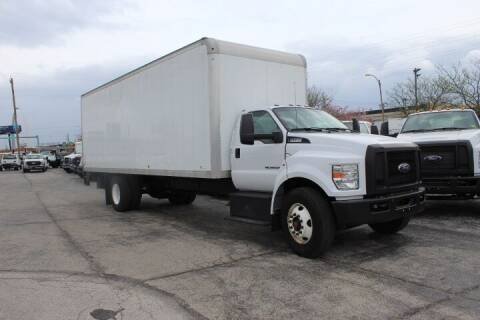 2017 Ford F-750 Super Duty for sale at BROADWAY FORD TRUCK SALES in Saint Louis MO