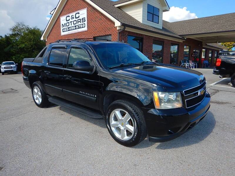 2007 Chevrolet Avalanche for sale at C & C MOTORS in Chattanooga TN