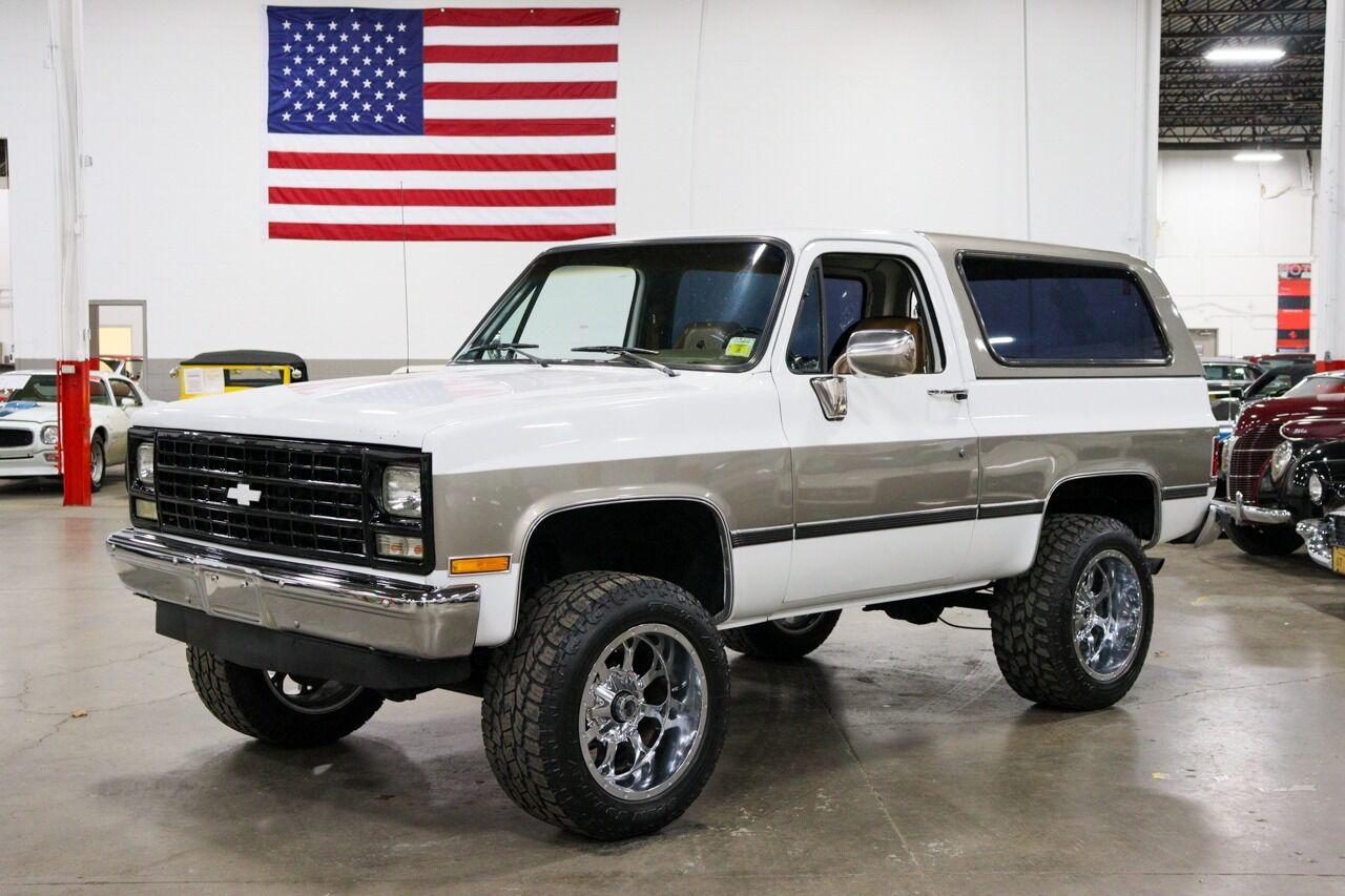 Used 1989 Chevrolet Blazer For Sale Carsforsale Com