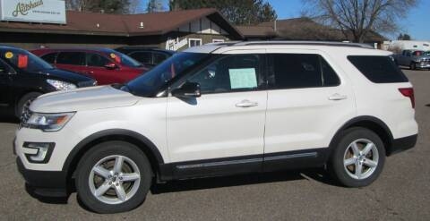2016 Ford Explorer for sale at The AUTOHAUS LLC in Tomahawk WI