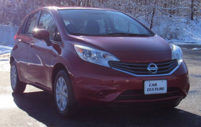 2015 Nissan Versa Note for sale at Car Culture in Warren OH