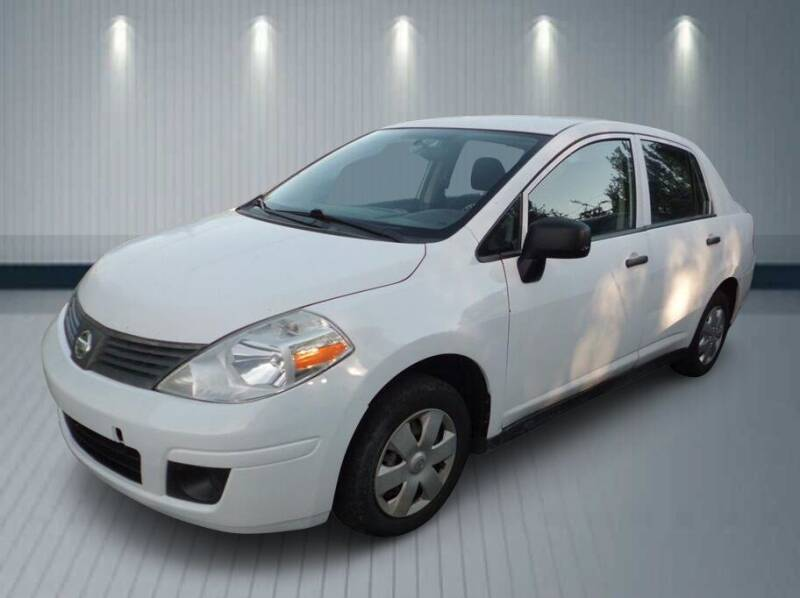 2010 Nissan Versa for sale at Klean Carz in Seattle WA