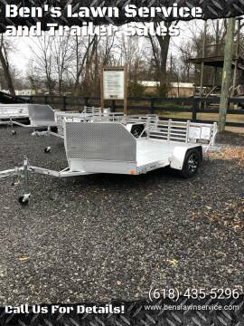 2020 BearTrack BTM76132S for sale at Ben's Lawn Service and Trailer Sales in Benton IL