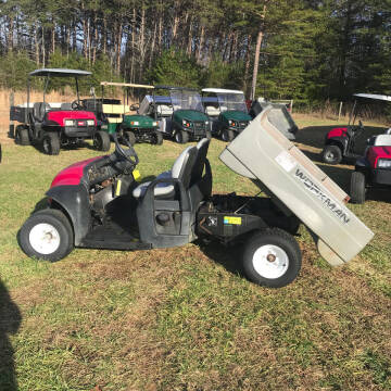 2000 Toro WORKMAN 2100 for sale at Mathews Turf Equipment in Hickory NC