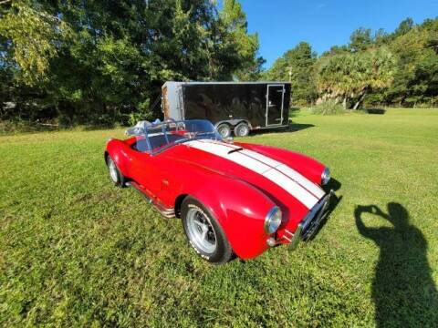 1968 Shelby Cobra for sale at Classic Car Deals in Cadillac MI