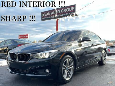 2016 BMW 3 Series for sale at Divan Auto Group in Feasterville PA
