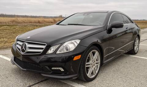 2010 Mercedes-Benz E-Class for sale at Old Monroe Auto in Old Monroe MO