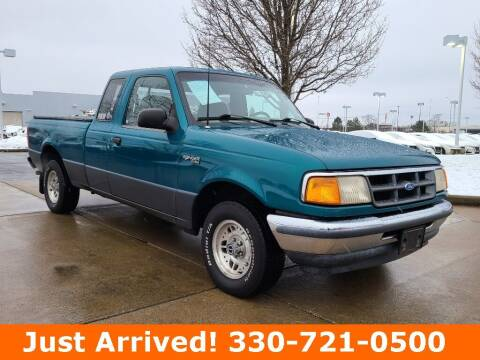 1993 Ford Ranger for sale at Ken Ganley Nissan in Medina OH