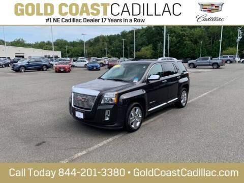 2015 GMC Terrain for sale at Gold Coast Cadillac in Oakhurst NJ