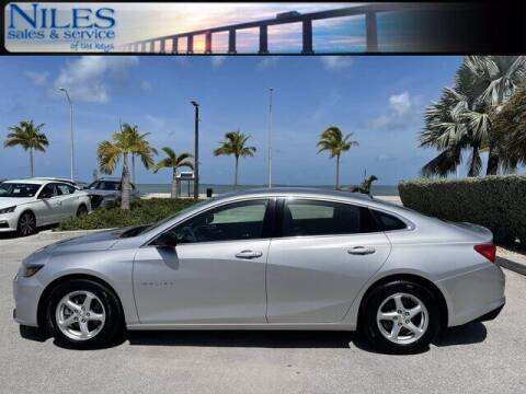 2018 Chevrolet Malibu for sale at Niles Sales and Service in Key West FL
