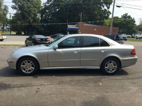 2005 Mercedes-Benz E-Class for sale at Diamond Auto Sales in Lexington NC