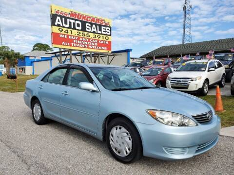 2006 Toyota Camry for sale at Mox Motors in Port Charlotte FL