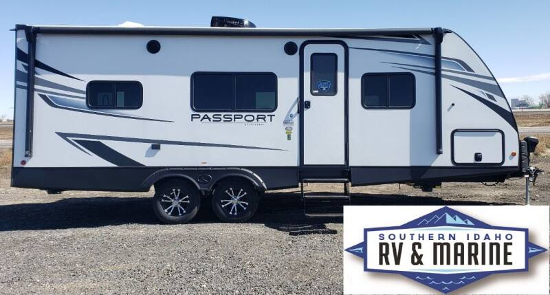2021 KEYSTONE PASSPORT 229RK for sale at SOUTHERN IDAHO RV AND MARINE in Jerome ID