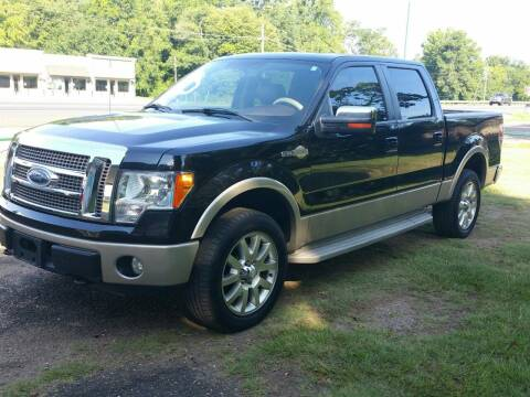 2010 Ford F-150 for sale at Doug Kramer Auto Sales in Longview TX
