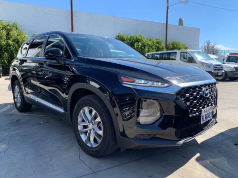 2020 Hyundai Santa Fe for sale at Best Buy Quality Cars in Bellflower CA