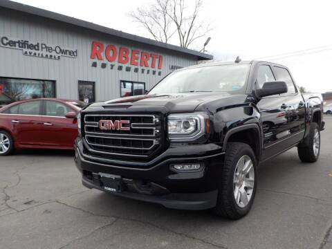 2018 GMC Sierra 1500 for sale at Roberti Automotive in Kingston NY