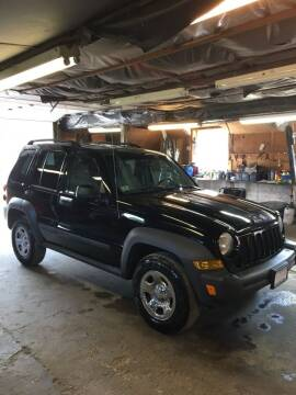 2007 Jeep Liberty for sale at Lavictoire Auto Sales in West Rutland VT