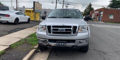 2004 Ford F-150 for sale at Frank's Garage in Linden NJ