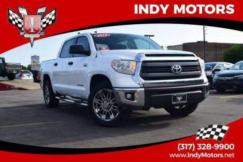 2014 Toyota Tundra for sale at Indy Motors Inc in Indianapolis IN