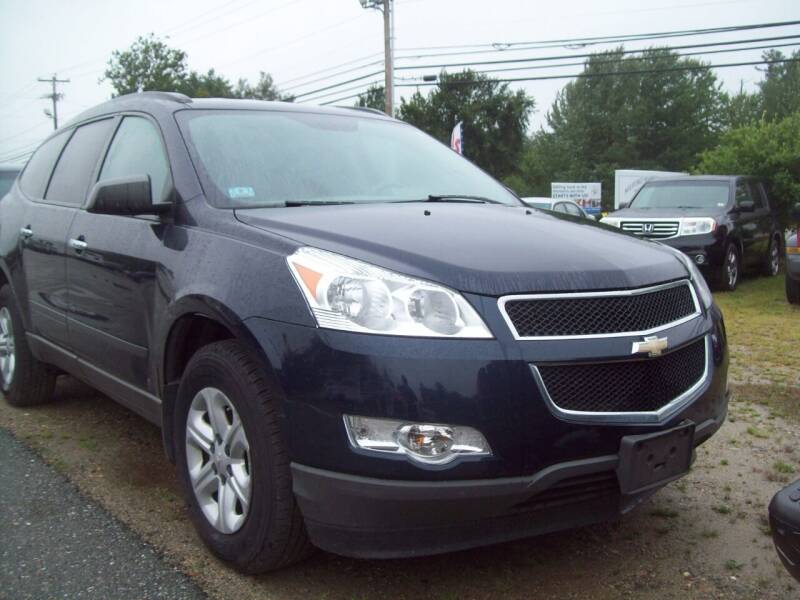 2012 Chevrolet Traverse for sale at Frank Coffey in Milford NH