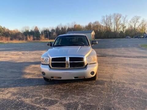 2006 Dodge Dakota for sale at Caruzin Motors in Flint MI