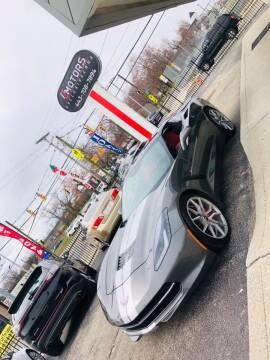 2016 Chevrolet Corvette for sale at i3Motors in Baltimore MD