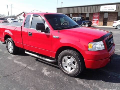 2008 Ford F-150 for sale at Dietsch Sales & Svc Inc in Edgerton OH