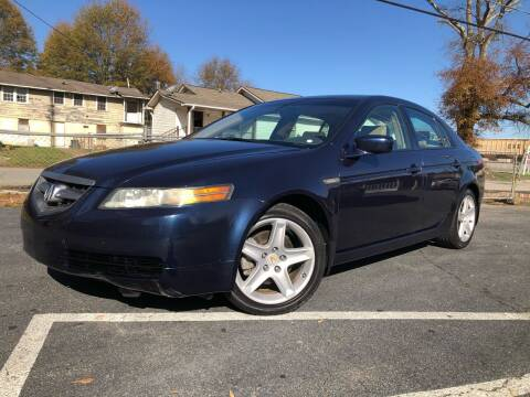 2004 Acura TL for sale at Atlas Auto Sales in Smyrna GA