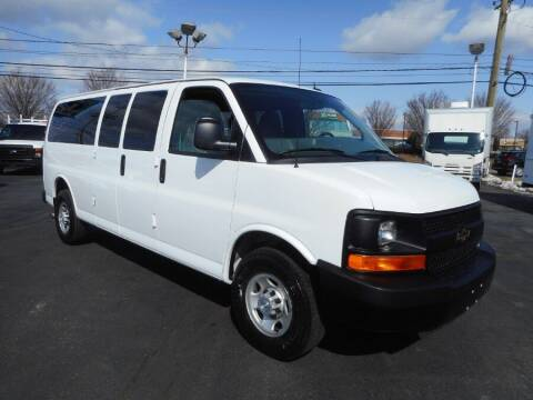 2015 Chevrolet Express Passenger for sale at Integrity Auto Group in Langhorne PA