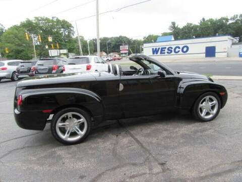2004 Chevrolet SSR for sale at Bill Smith Used Cars in Muskegon MI
